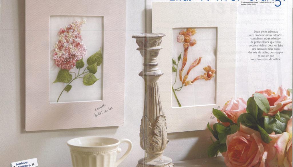 10-création-peinture-à-l'aiguille-perles-et-ruban-bignone-et-lilas-rose-pour-Broderie-Tradition.