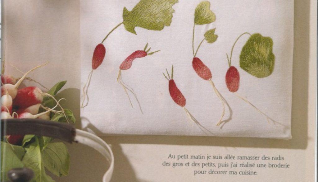 11-rédaction-de-l'accroche-création-peinture-à-l'aiguille-Petits-radis-pour-Broderie-Tradition.